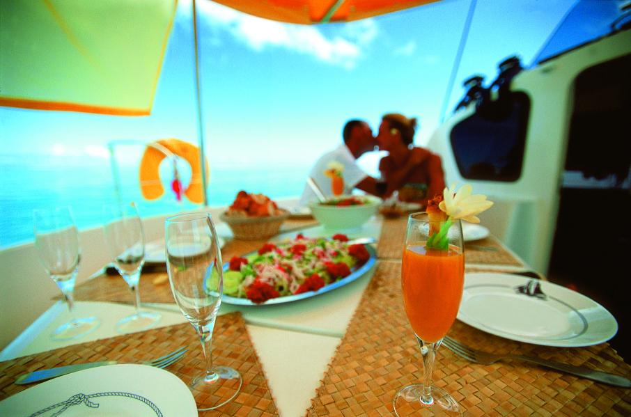 Tahiti, destination de rêve pour une lune de miel