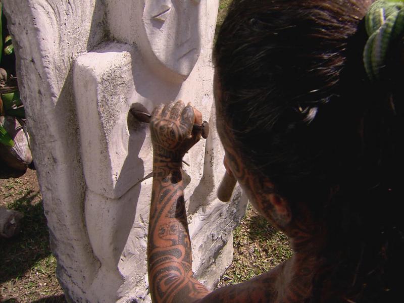 Sculpteur marquisien