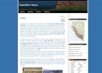 Expedition Nazca