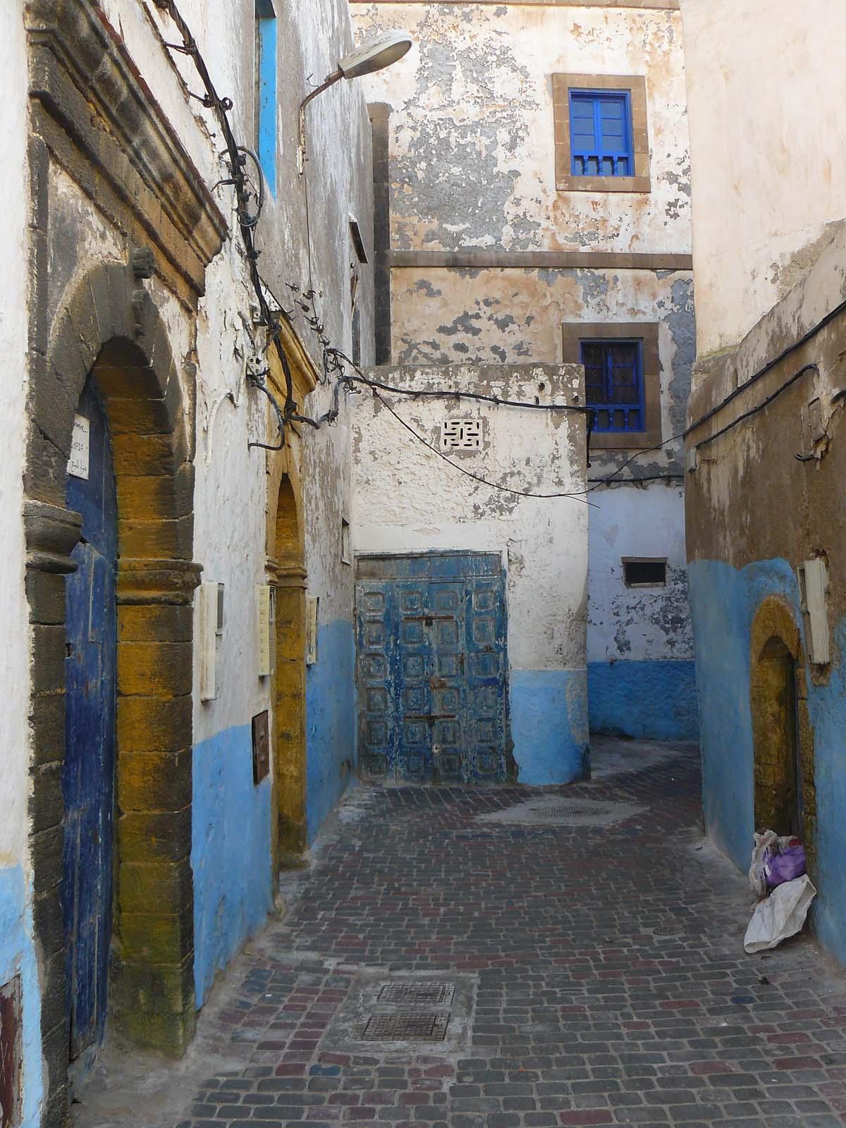 Ruelle d'Essaouira