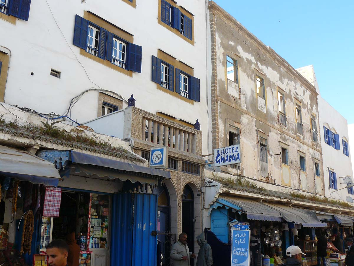 Medina d'Essaouira