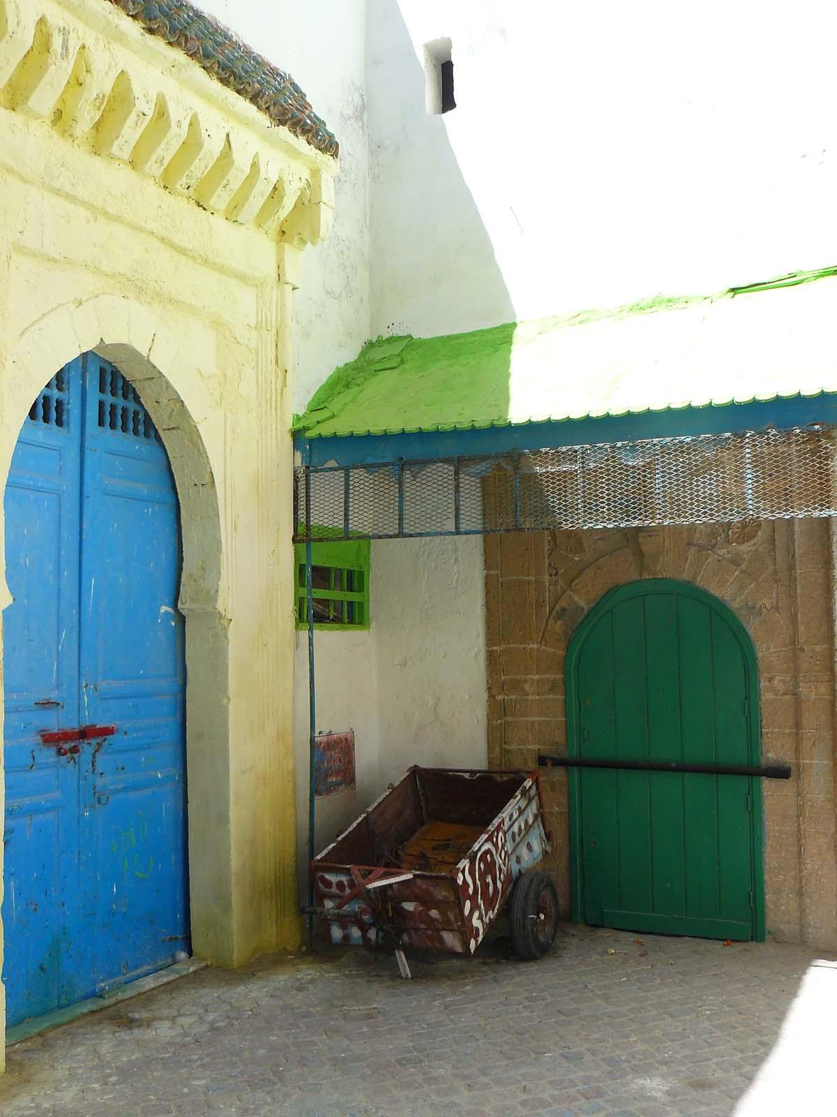 Les couleurs d'Essaouira