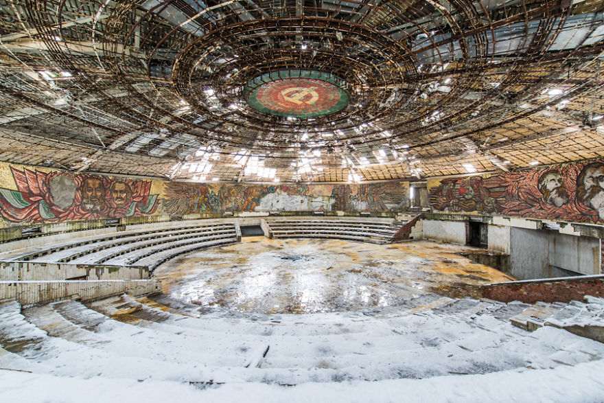 Les plus beaux lieux abandonnés en Europe