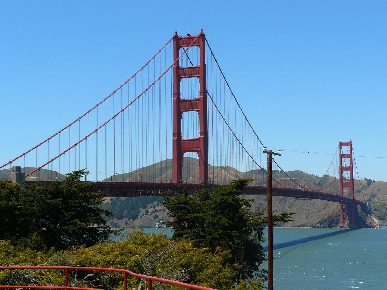 Ces 3 choses que vous ne savez peut-être pas sur le pont de San Francisco
