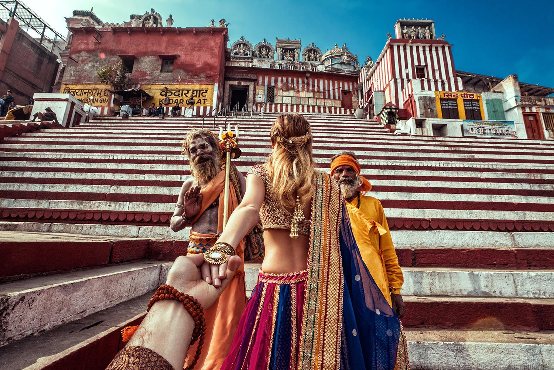 #FollowMeTo Varanasi