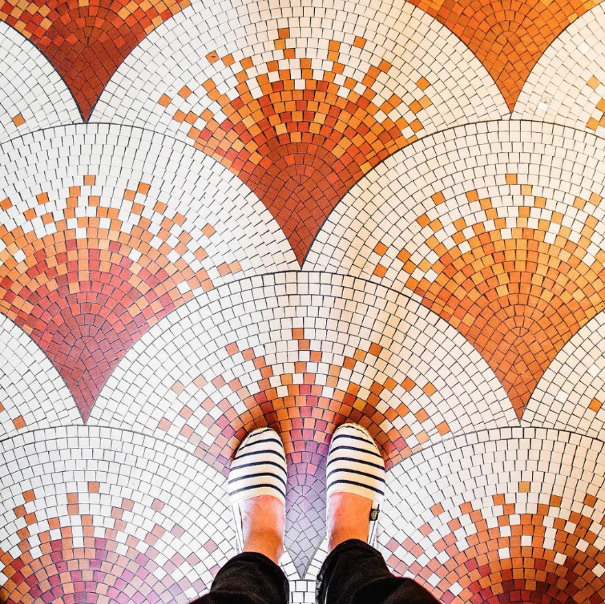 Parisian Floors : les photos originales de Sebastian Erras 10