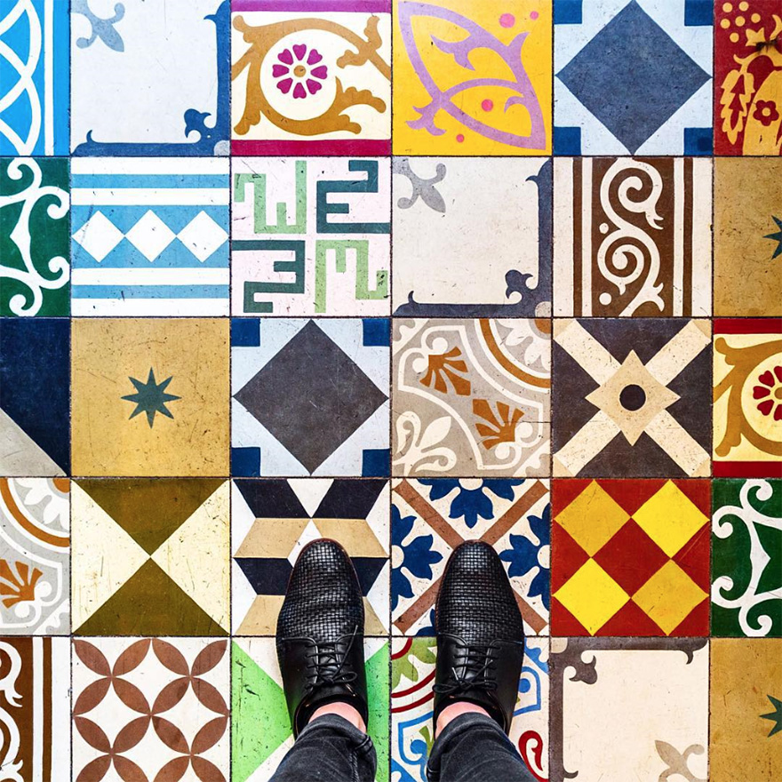 Parisian Floors : les photos originales de Sebastian Erras 08