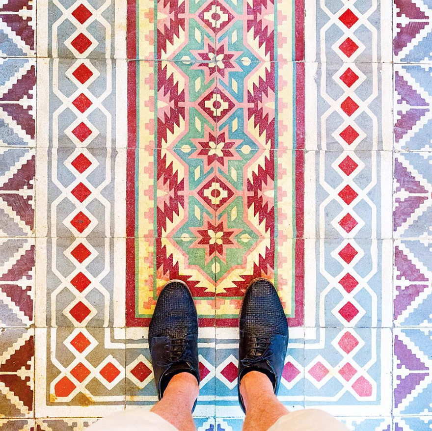 Parisian Floors : les photos originales de Sebastian Erras 09