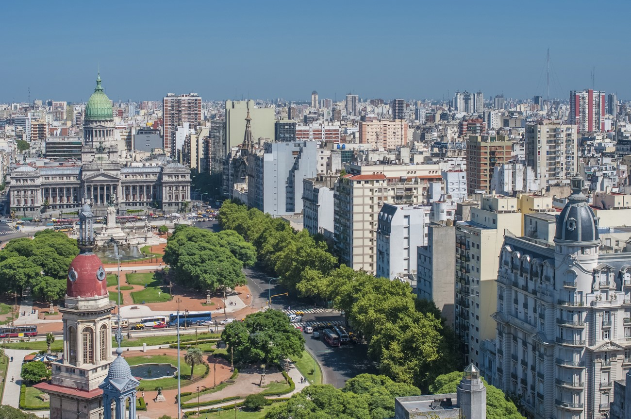 Panorama sur Buenos Aires