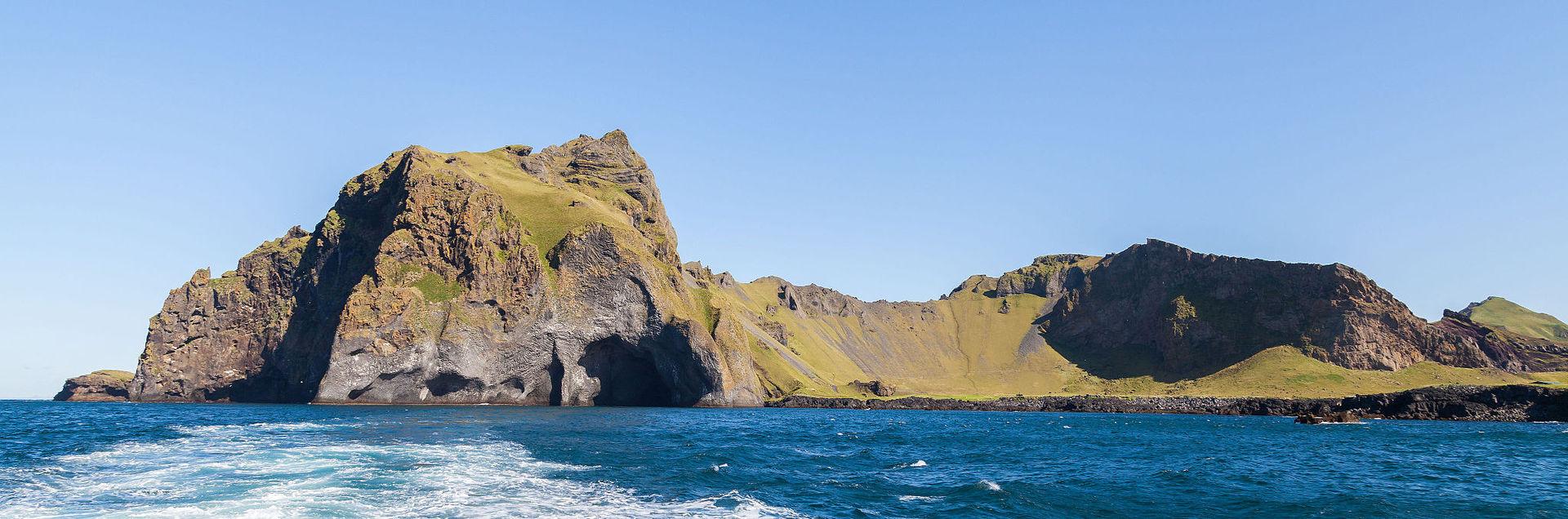 Elephant Rock, l'autre atout de l'Islande