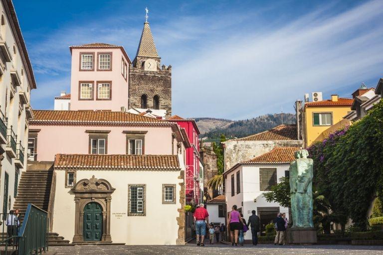 Le centre-ville historique de Funchal