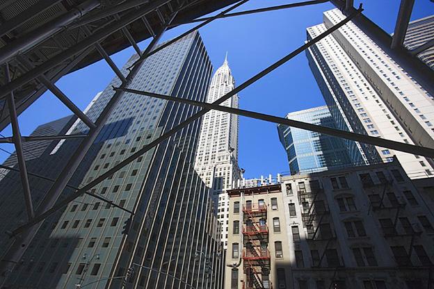 Empire State Building, autre vue