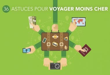 Astuces pour Voyager Pas Cher
