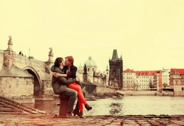 Voyage de Saint-Valentin à Prague