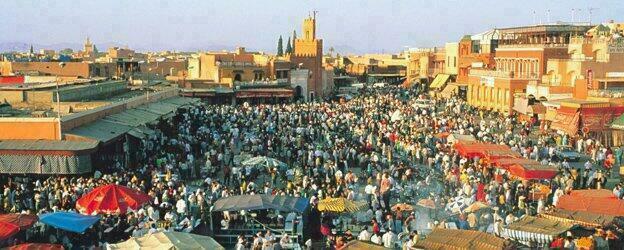 vos vacances de p ques marrakech blog ok voyage. Black Bedroom Furniture Sets. Home Design Ideas