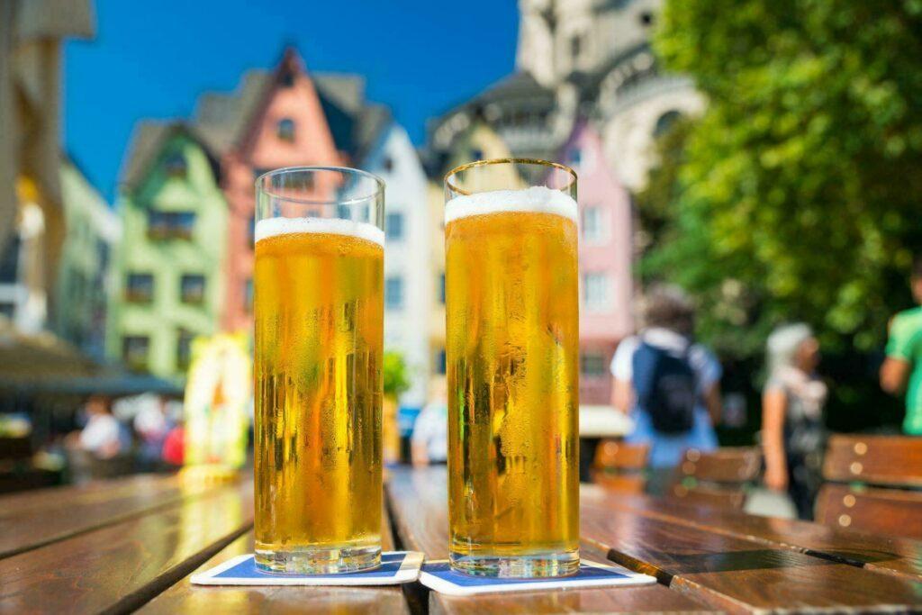 Une bonne bière à Cologne