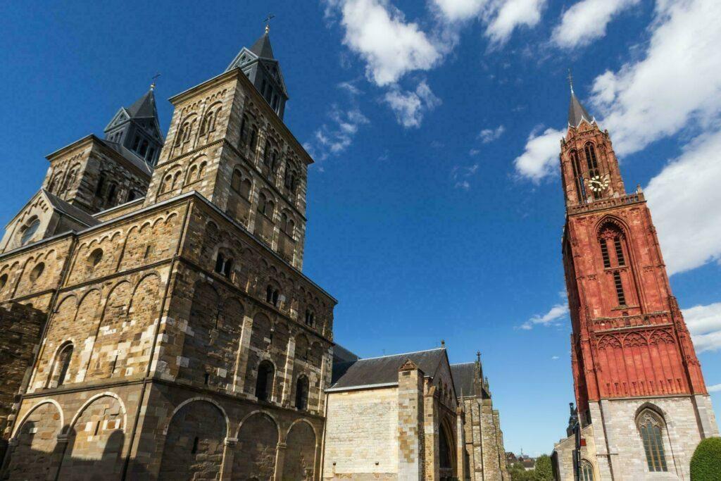 Maastricht centre historique
