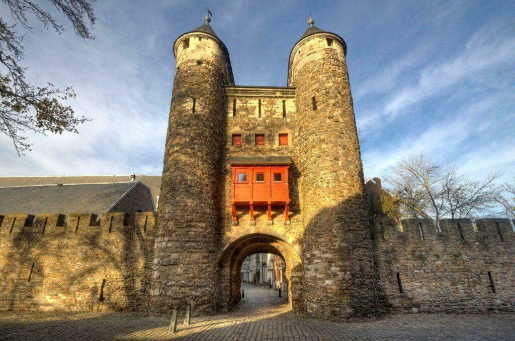 Maastricht remparts