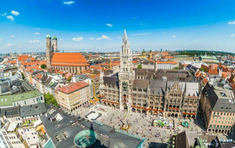 Munich centre ville