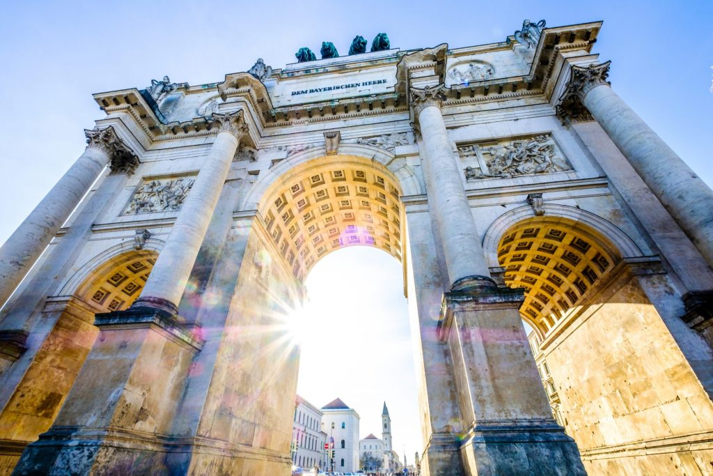 Munich monument arche