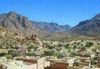 Petit village du Maroc