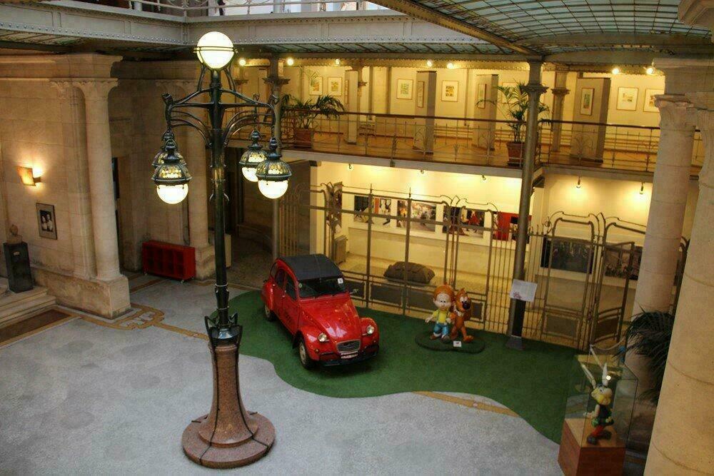 Centre de la BD Bruxelles