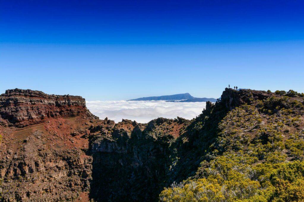 Ile de la Reunion Piton des neiges randonnée