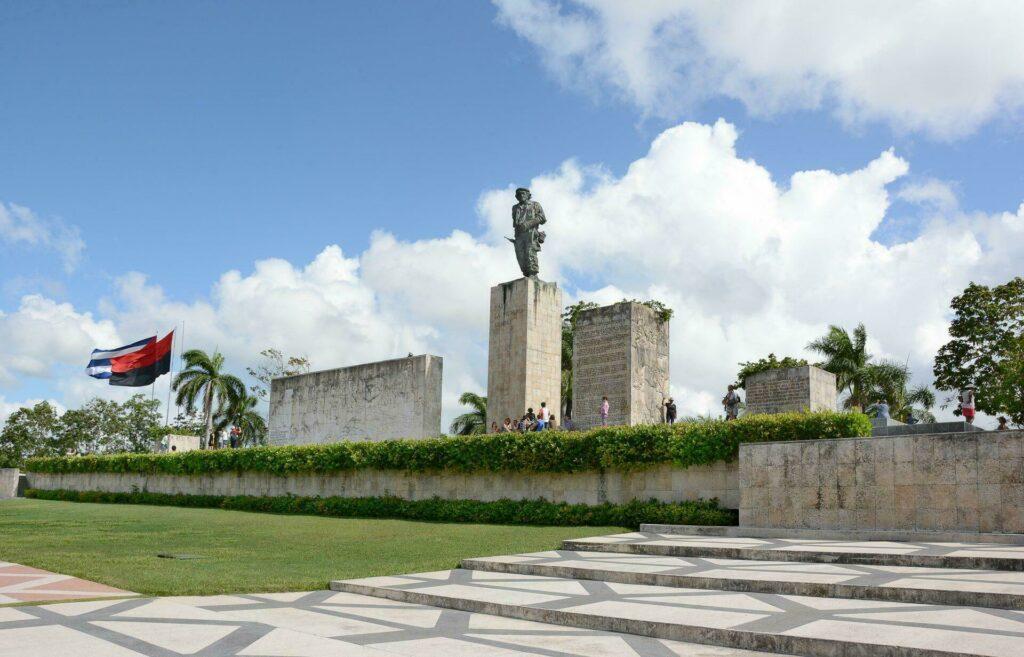 Cuba Santa Clara Mausolee de Che Guevara