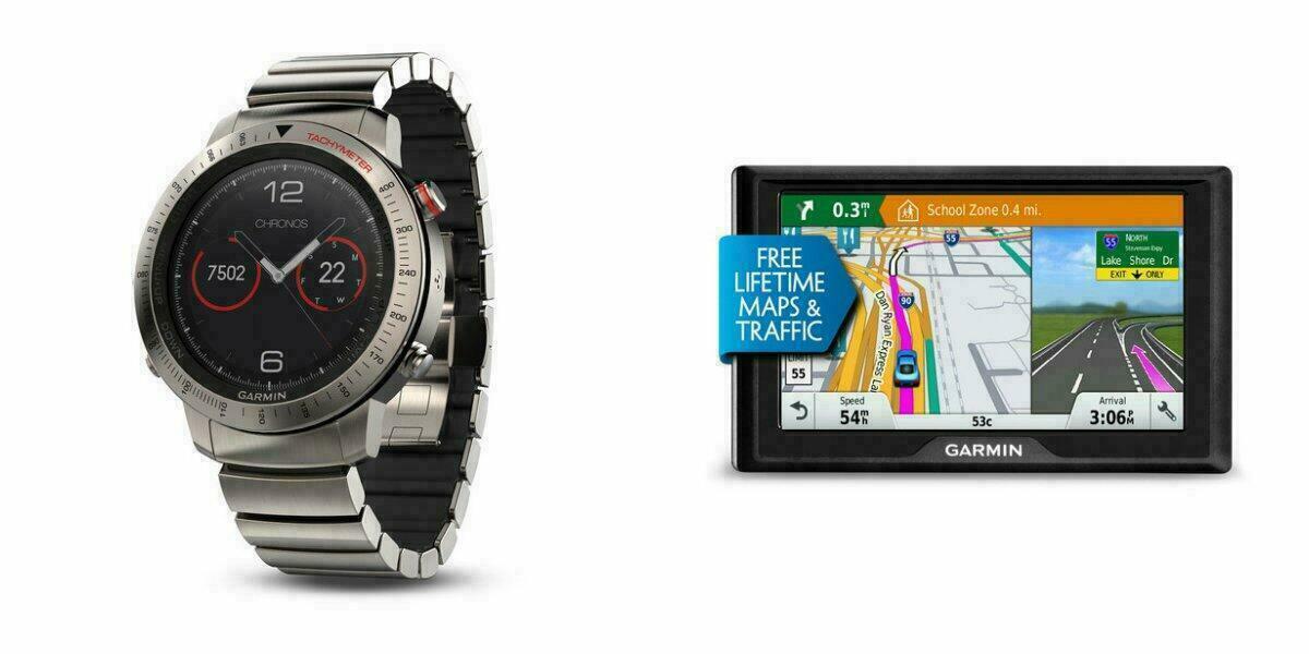 Montre et GPS Garmin
