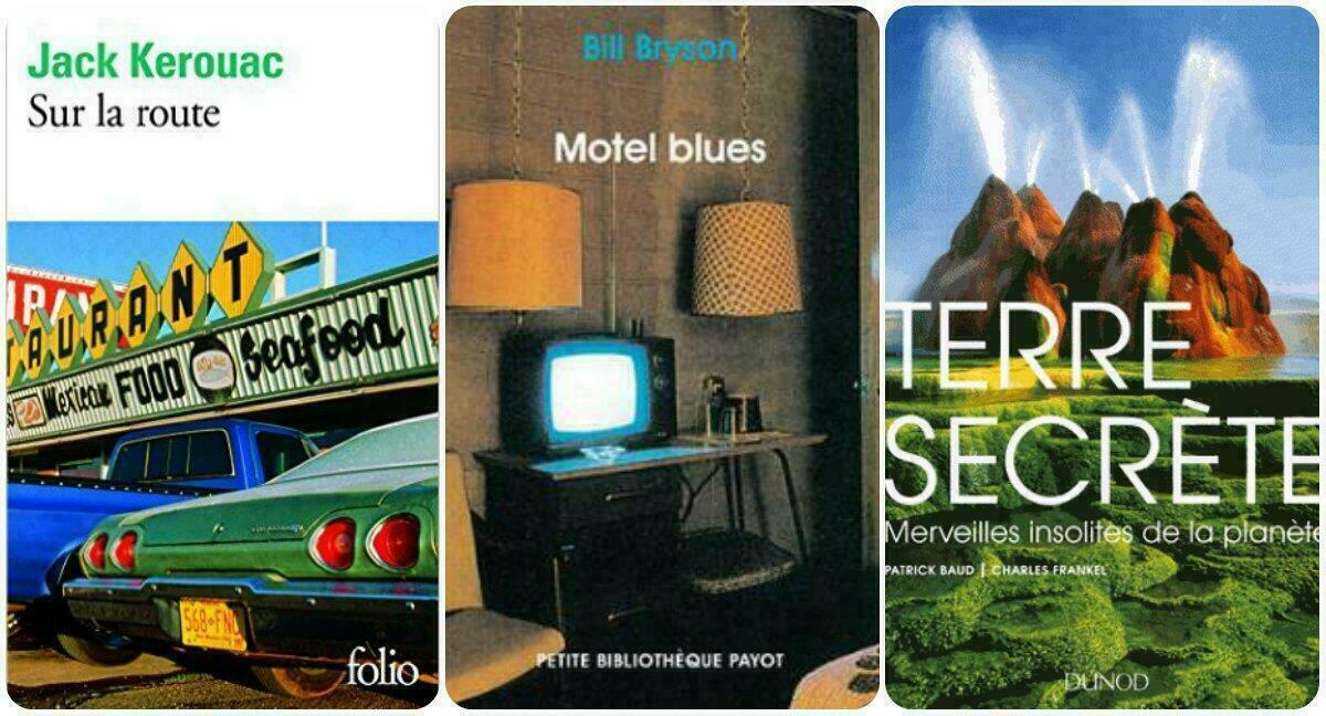 Des livres qui parlent de voyage