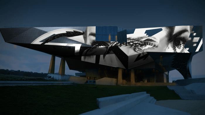 Fête des Lumières 2016 - Musée des Confluences