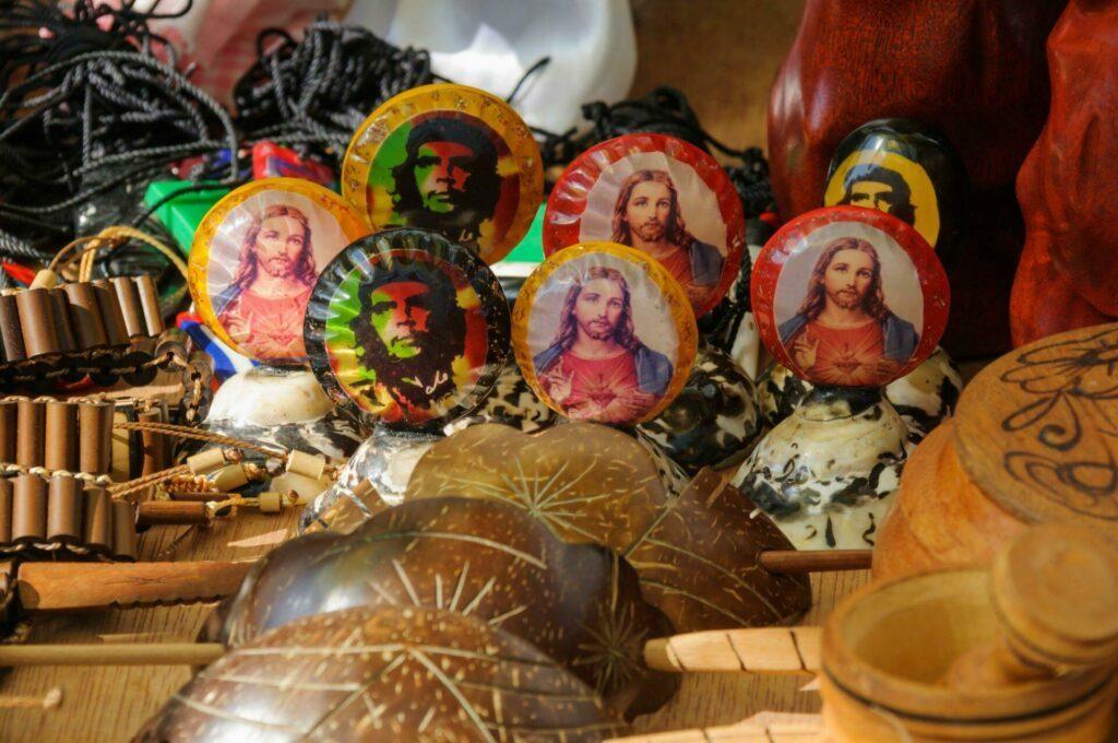 Souvenirs de Cuba et du Che