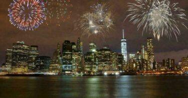 Jour de l'An à New York