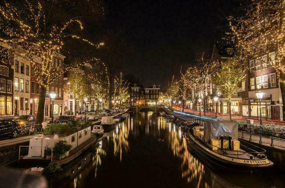 Jour de l'An à Amsterdam