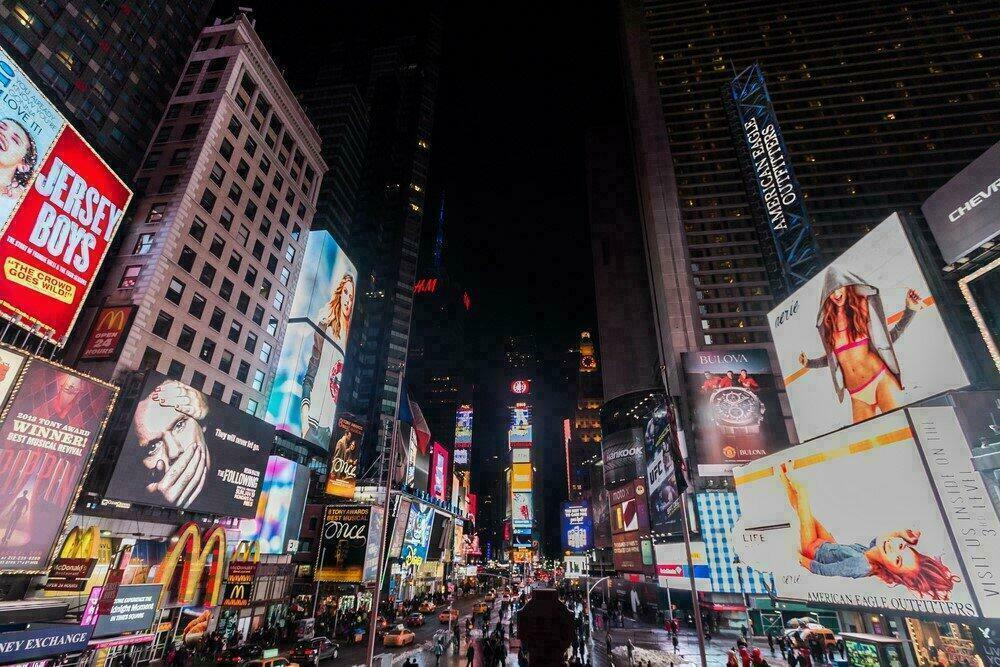 Réveillon à New York