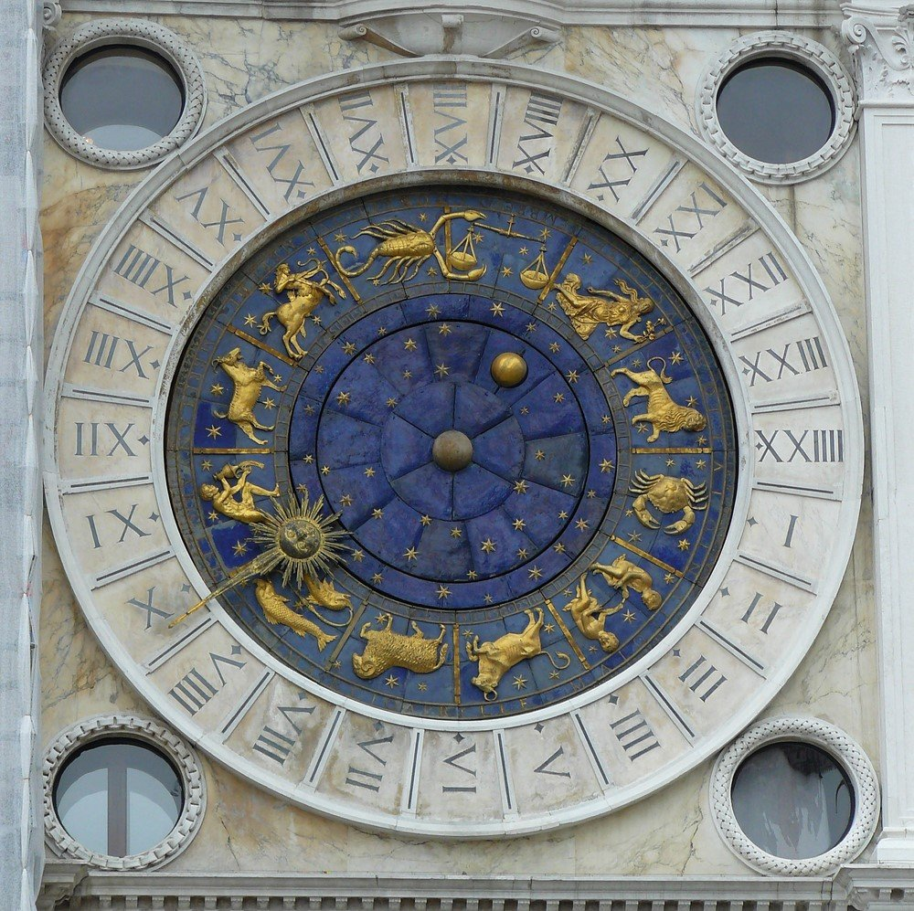 Tour de l'Horloge à Venise