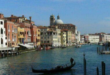 Vue sur Venise