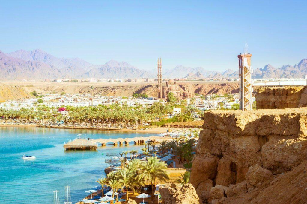 Charm el-Cheikh ou Sharm El Sheikh