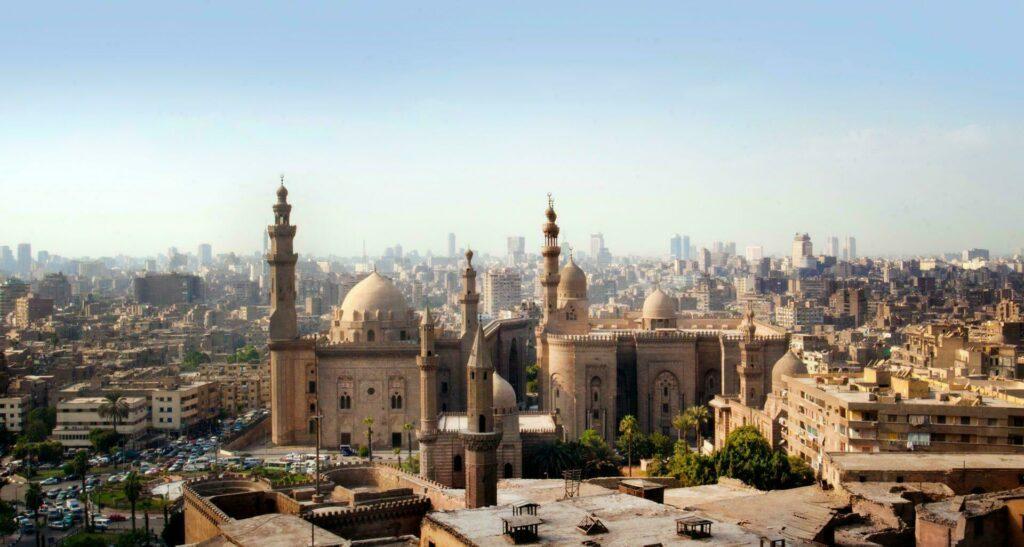 Egypte ville Le Caire