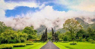 Bali Temple Indonésie