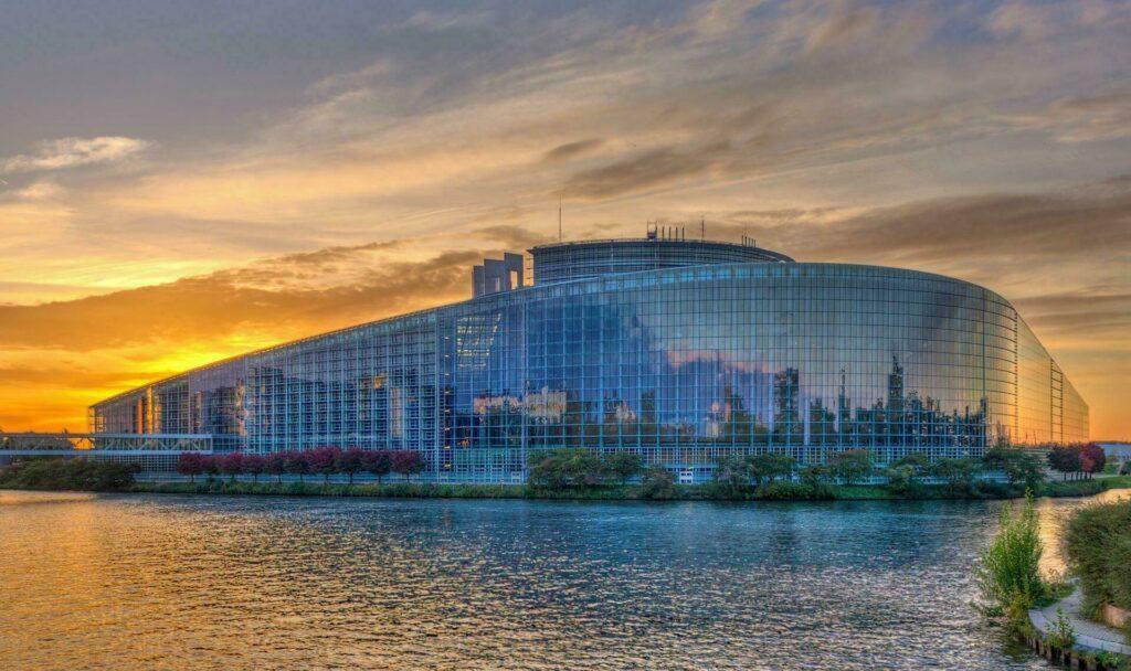 Strasbourg Parlement Europeen