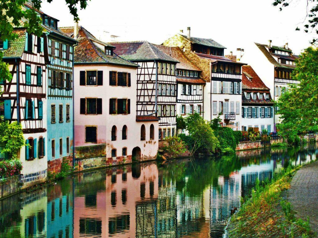 Strasbourg Petite France maisons