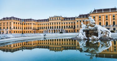 Vienne Autriche Schonbrunn Palace