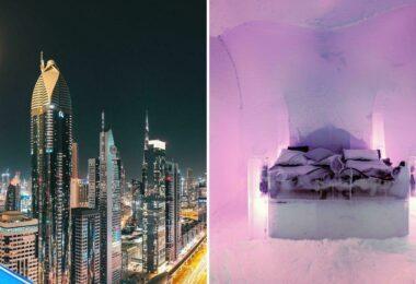 Hotels records du monde