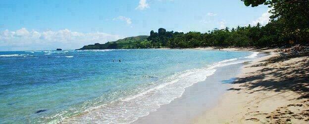 Une plage à La République Dominicaine