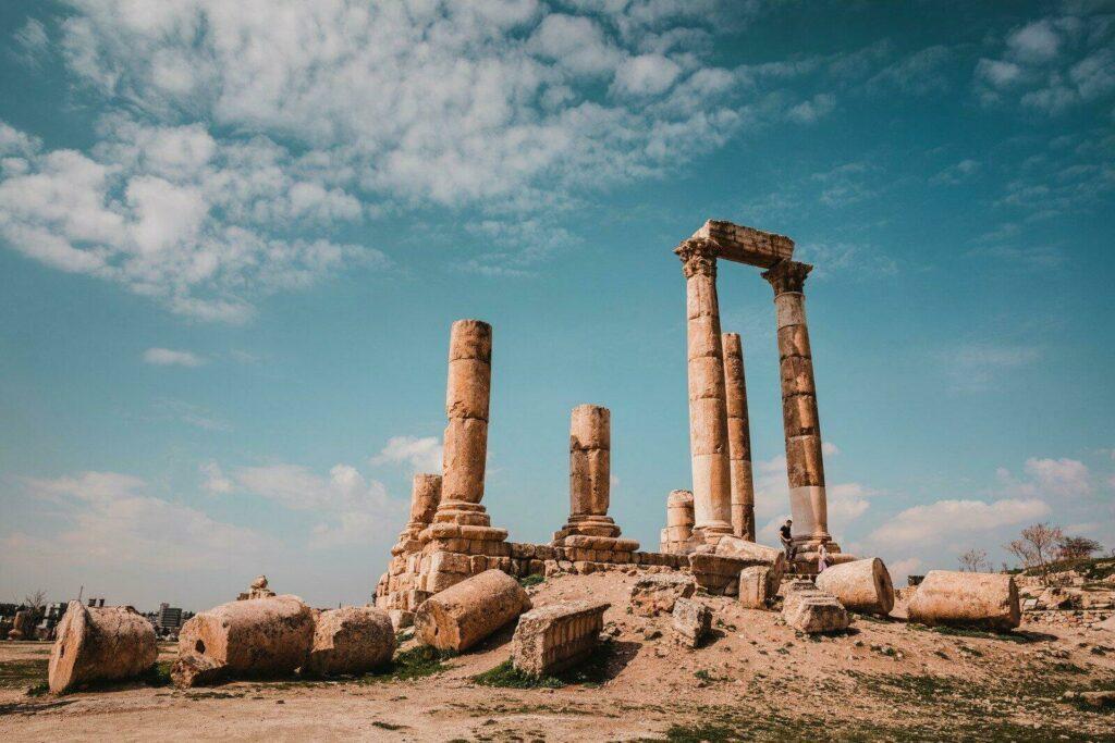 ruines temple