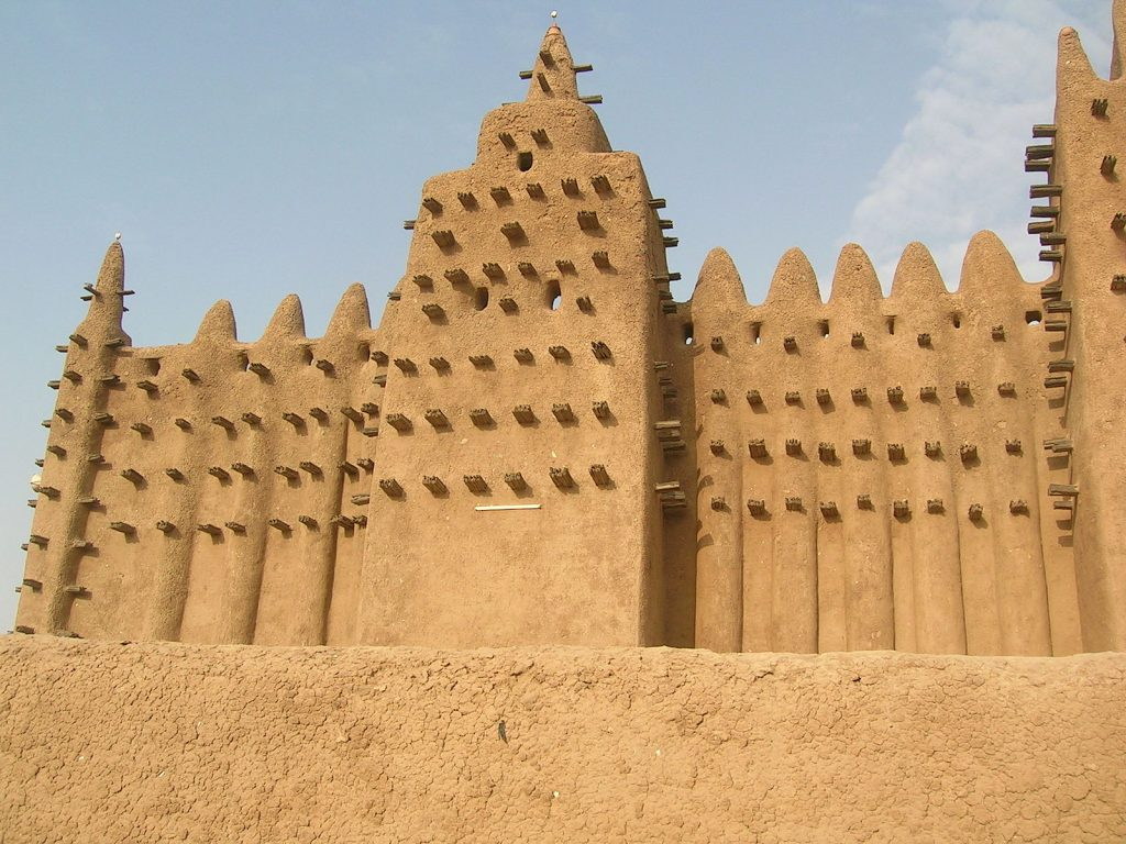 mosquee djenne