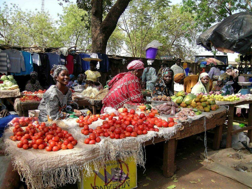 marche bamako