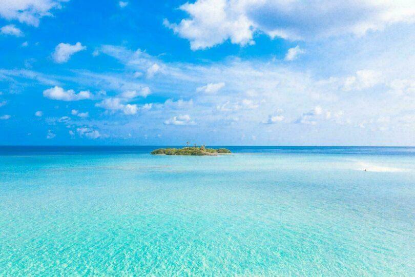 ilot maldives