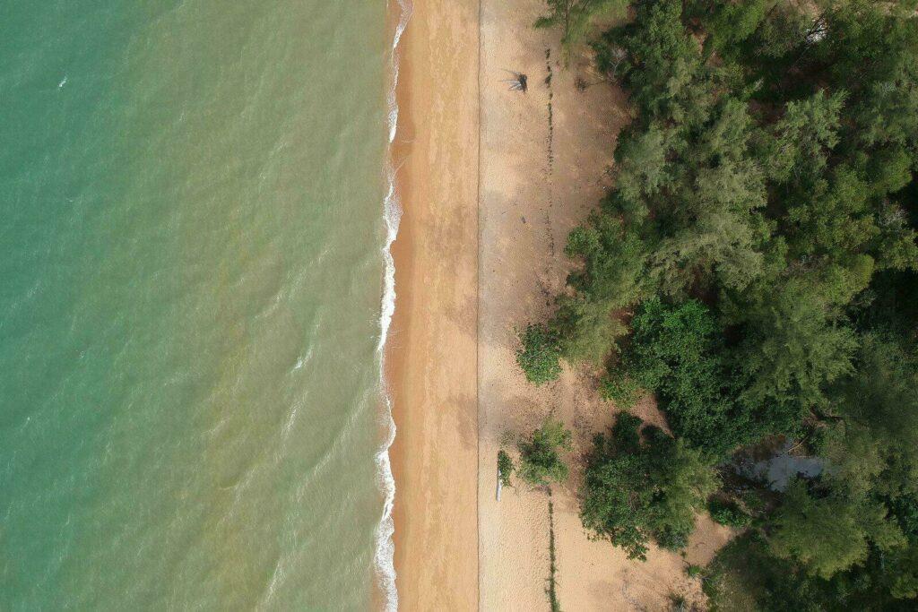 plage equateur
